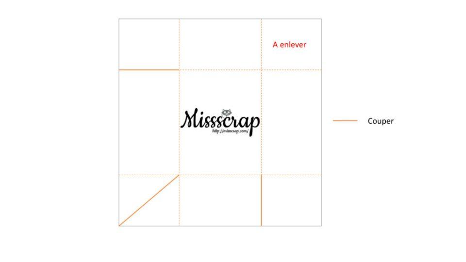 mini album one sheet
