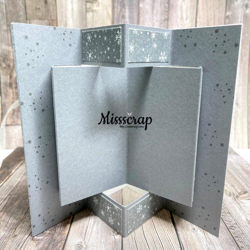 mini album pop-up