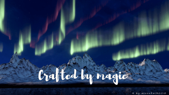 Crafted by magic