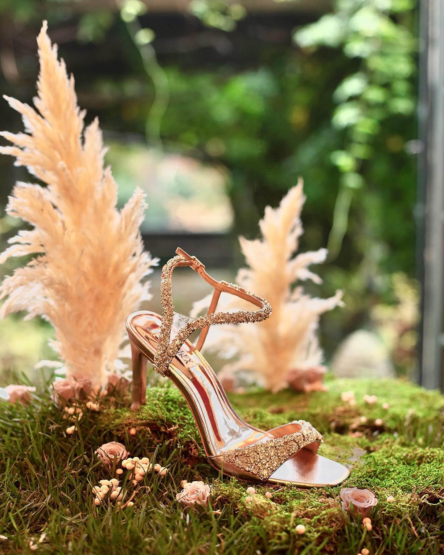 婚鞋推薦Badgley Mischka