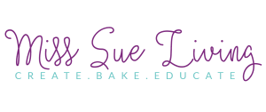 miss sue living logo