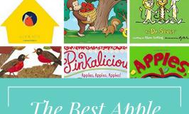 The Best Apple Themed Books For Kids