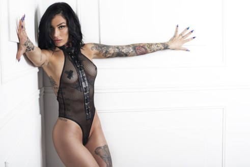 Jeanne Maurisset Miss Tattoo France 2018