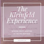 Bridal Dress Shopping at Kleinfeld & Bridal Reflections