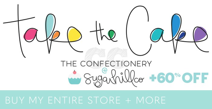 BUY MY ENTIRE STORE + LIFETIME CONFECTIONERY + 60% OFF SALE