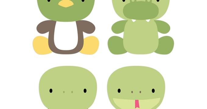 Oh So Cute Bundle & CU Freebies!