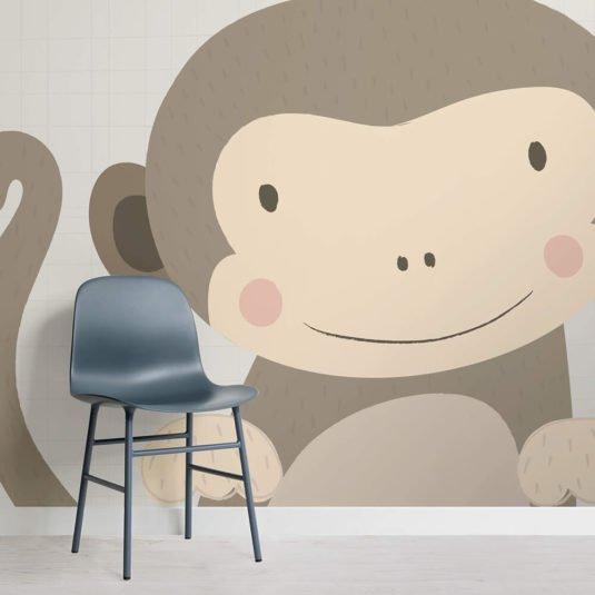 Nursery Wallpaper - Maurice