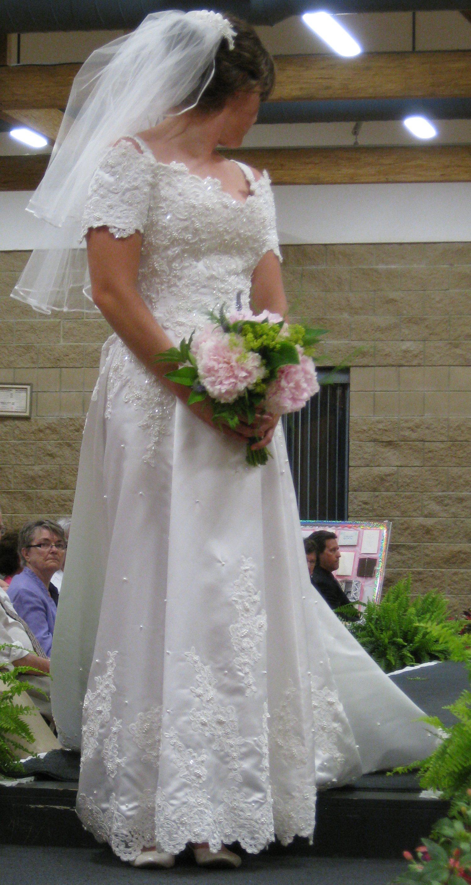 Wedding Dress Fashion MisstoricalFiction