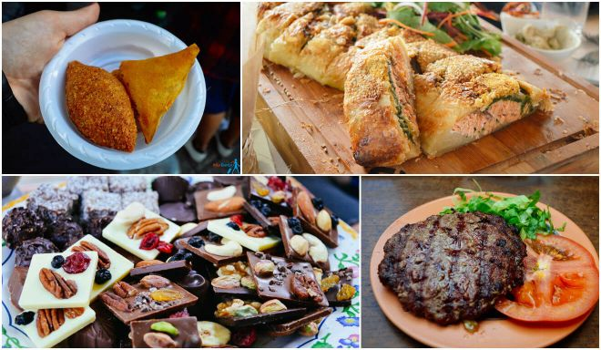 7 Food in Jerusalem