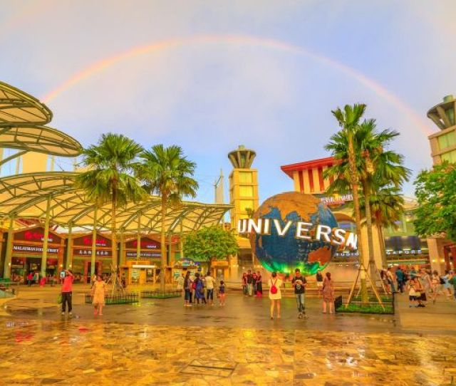 Best Things To Do In Singapore Universal Studios  Singapore Trip