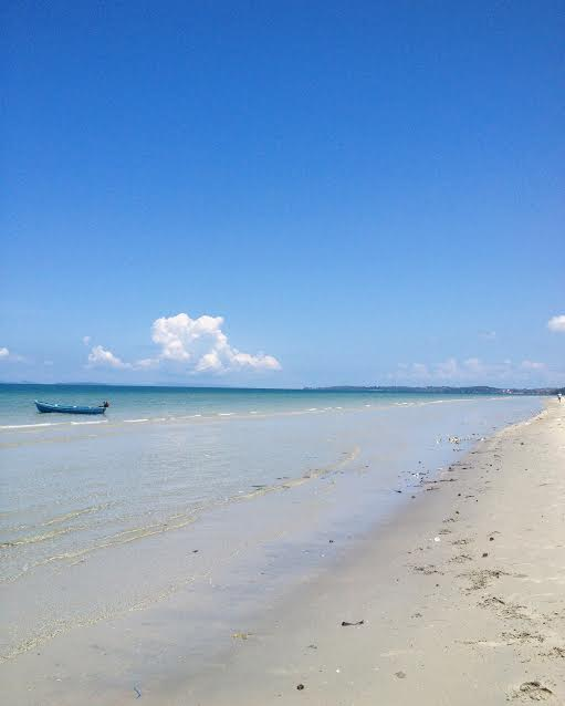 Nádherná Otres Beach 2