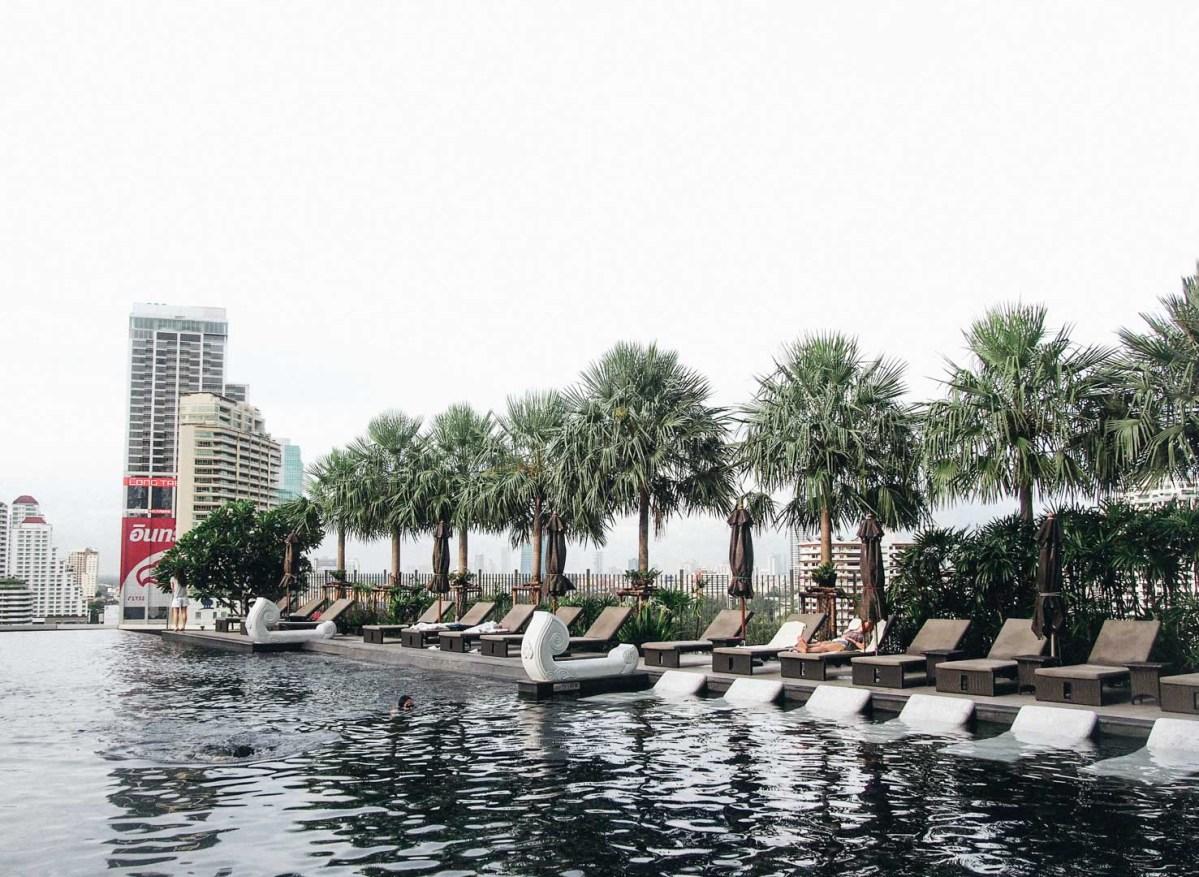 KDE SE UBYTOVAT V BANGKOKU? ZKUSTE HOTEL GRANDE CENTRE POINT!