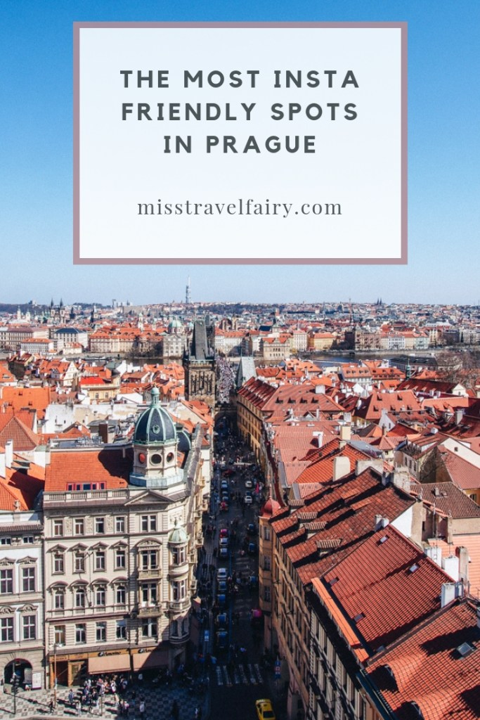Instagram friendly spots in Prague