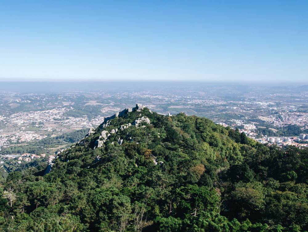 Moorish Castle, Sintra