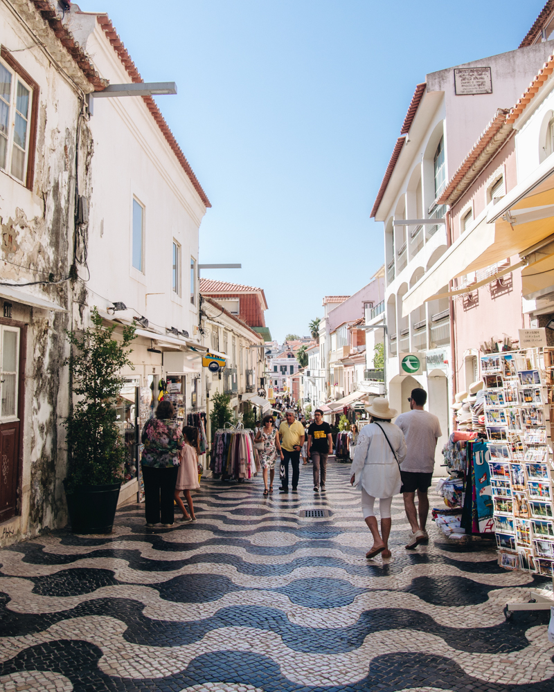 Streets of Cascais