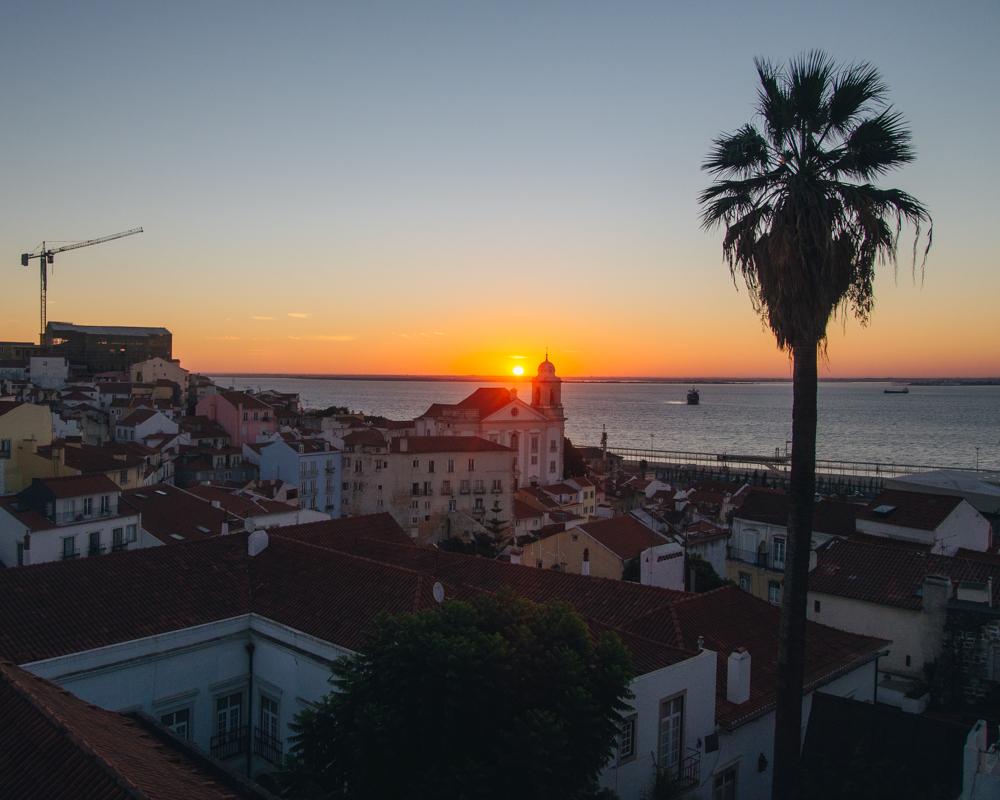 Portas do Sol, Lisbon