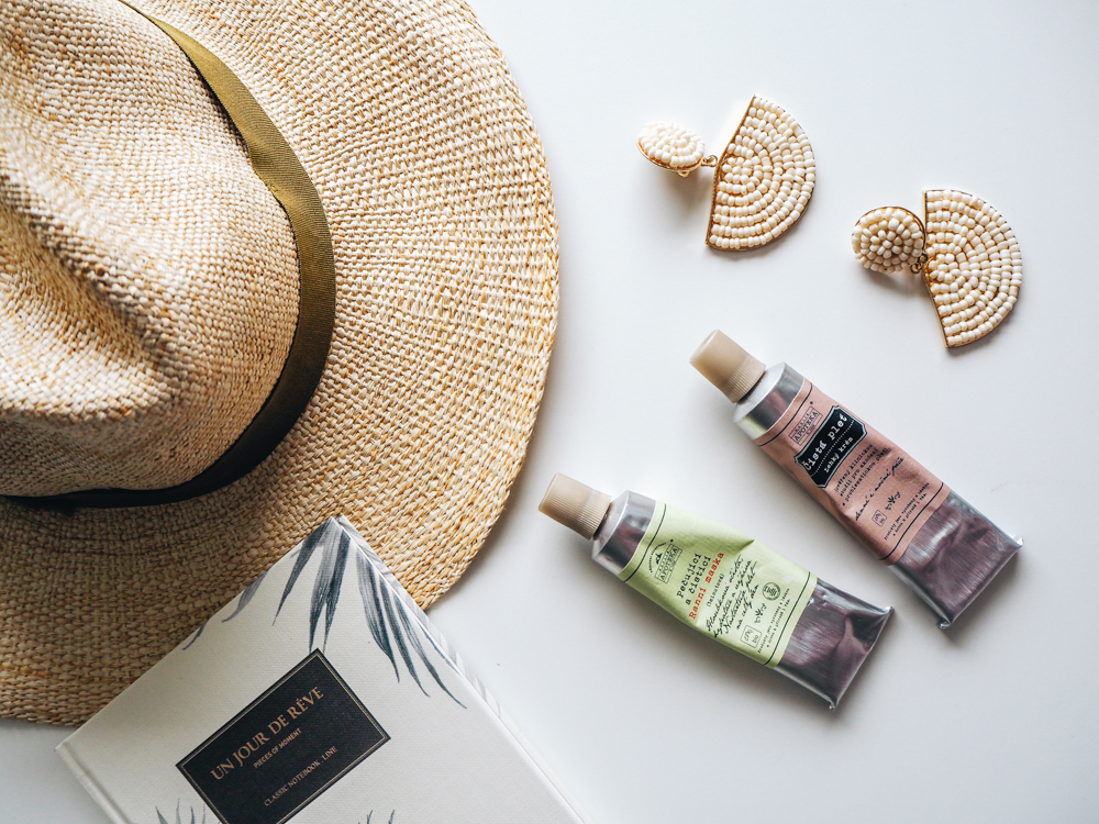 Kosmetika na dovolenou
