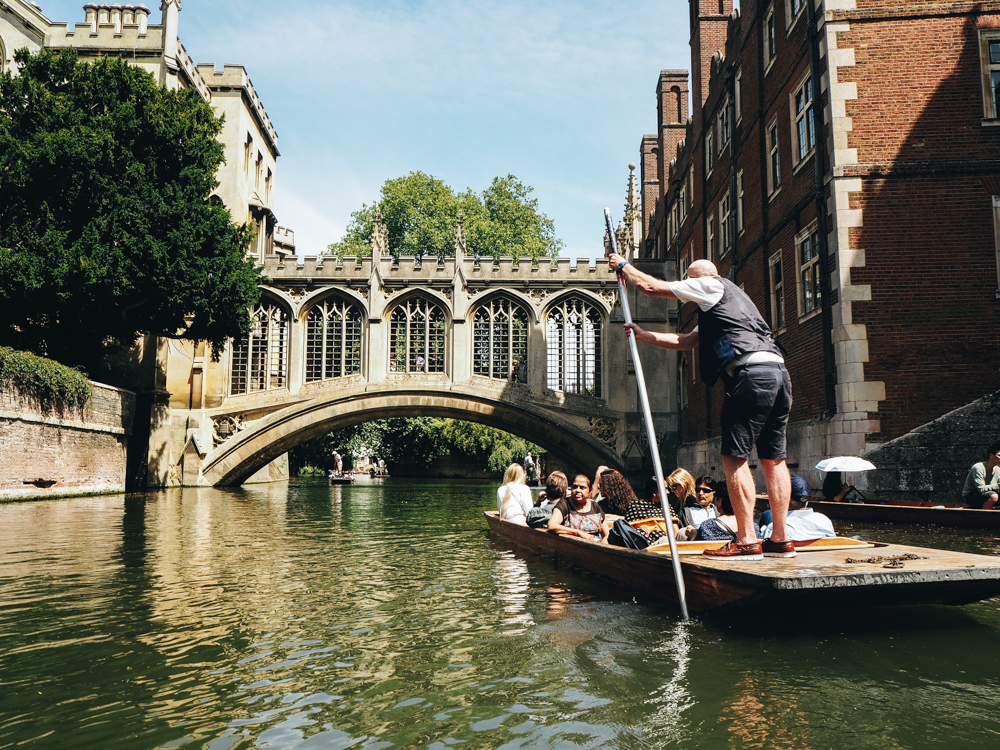 Punting v Cambridge