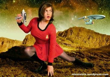 Star Trek redshirt