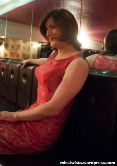 Photo by Reverine Photography; dress by Psychomoda.