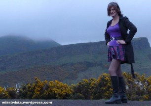 Scottish summertime...