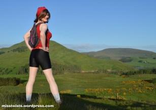 Shy crossdresser? Try hillwalking!