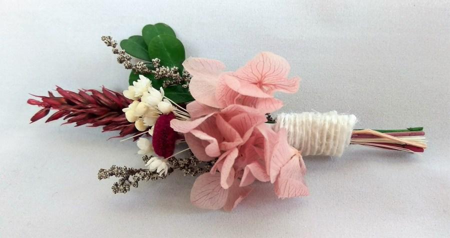 prendido flor presevada