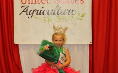 2018 Future Little Miss United States Agriculture