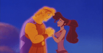 Hercules defeats the God of the Underworld and nemesis Hades and ruins his attempt to rule over Olympia, but at the cost of his love Megara's life. She dies, but he saves her soul from the underworld and traps Hades there. Due to this great deed, he is rewarded by becoming a God, but rejects the title to stay on Earth with Meg.