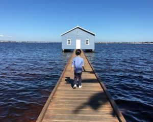 "Perth 2016 – ""Crawley Edge"" Boatshed"