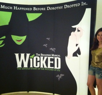 SHOW: Wicked (Singapore)