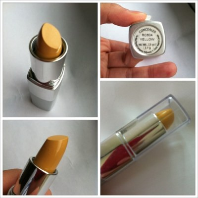 BEAUTY: The Rice Powder Company Concealer