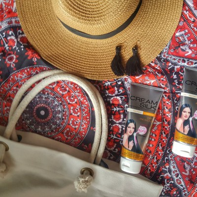 HOW TO DO SUMMER WITH CREAM SILK TRIPLE EXPERT RESCUE