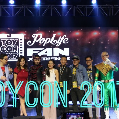 MY TOYCON 2017 EXPERIENCE