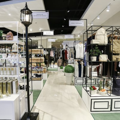 THE PARK FASHION + LIFESTYLE STORE: THE NEWEST SHOPPING DESTINATION