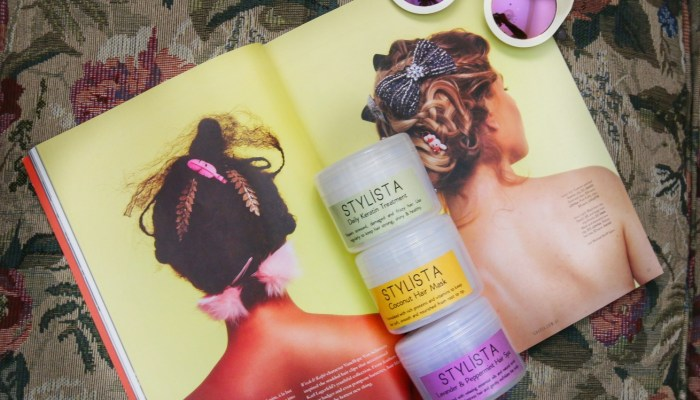 STYLISTA HAIR ESSENTIALS: MASKS TO BRING HAIR BACK TO LIFE