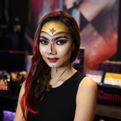 NYX: LIVE MAKEUP SESSIONS FOR HALLOWEEN 2017