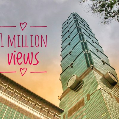MUST-DO IN TAIWAN VLOG: 1 MILLION VIEWS AND COUNTING
