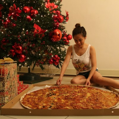 BIG GUYS PIZZA: THE BIGGEST OVER-SIZED PIZZA IN THE PHILIPPINES