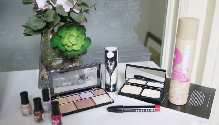 GIVEAWAY: WIN KAT VON D, NYX, ORLY, TONI & GUY, & MORE