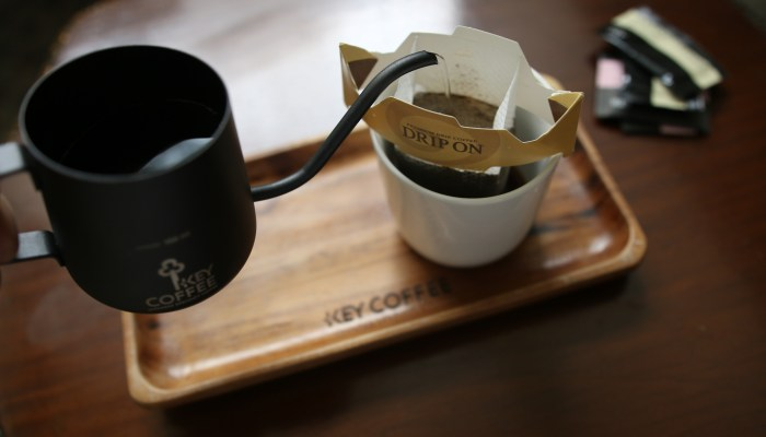 KEY COFFEE: JAPAN'S INSTANT DRIP COFFEE IS NOW IN THE PHILIPPINES