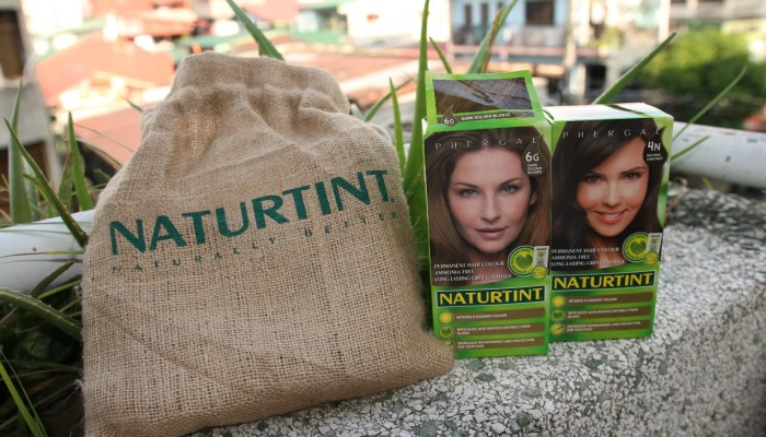 NATURTINT: PERMANENT HAIR COLOUR WITH NATURAL INGREDIENTS