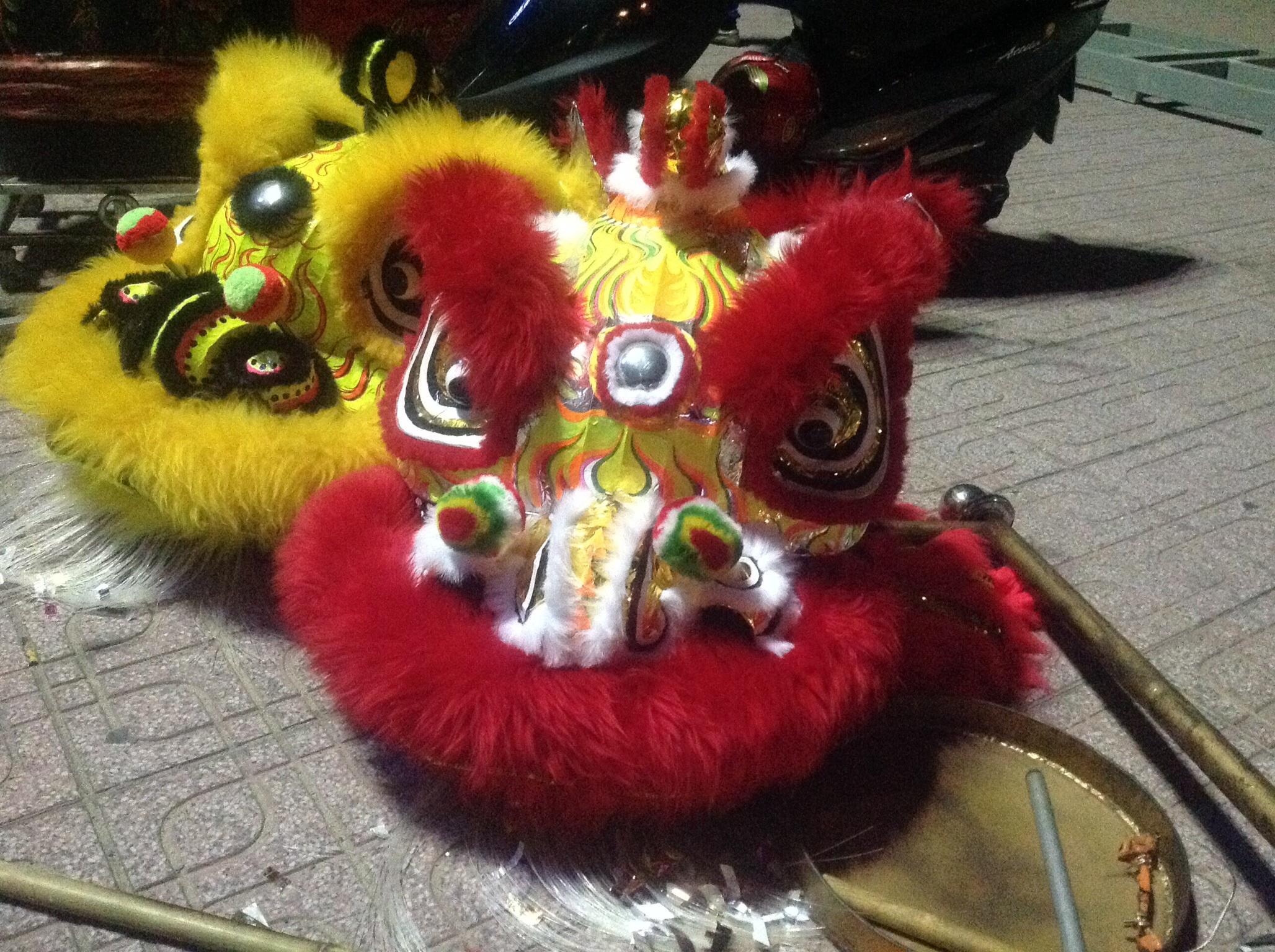 Happy Clappy New Lunar Year