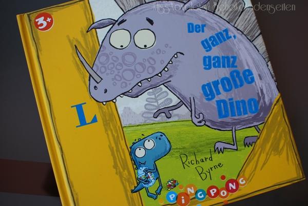 Richard Byrne Der ganz, ganz grosse Dino