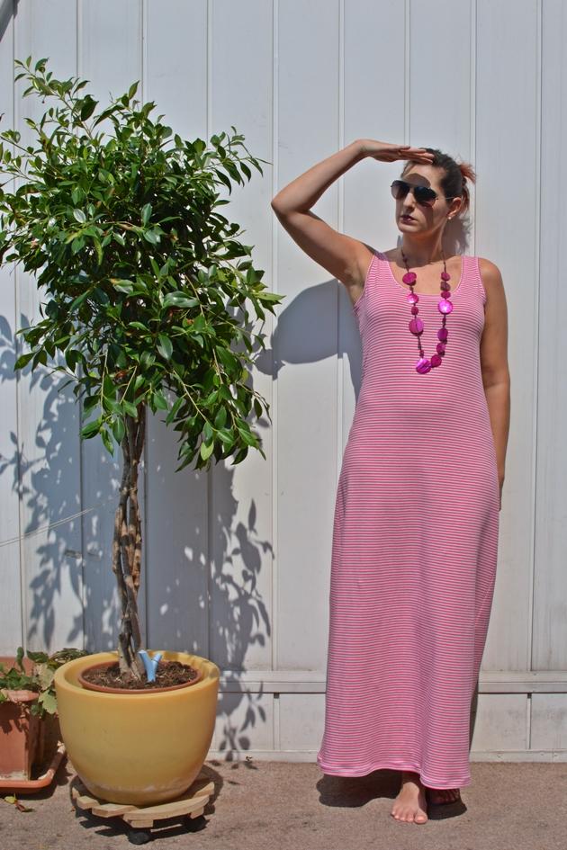 T-Shirt Kleid Maja Schnittdesign