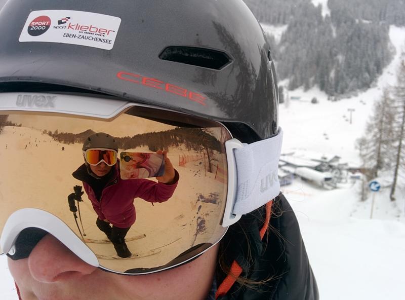 Zauchensee-Selfie