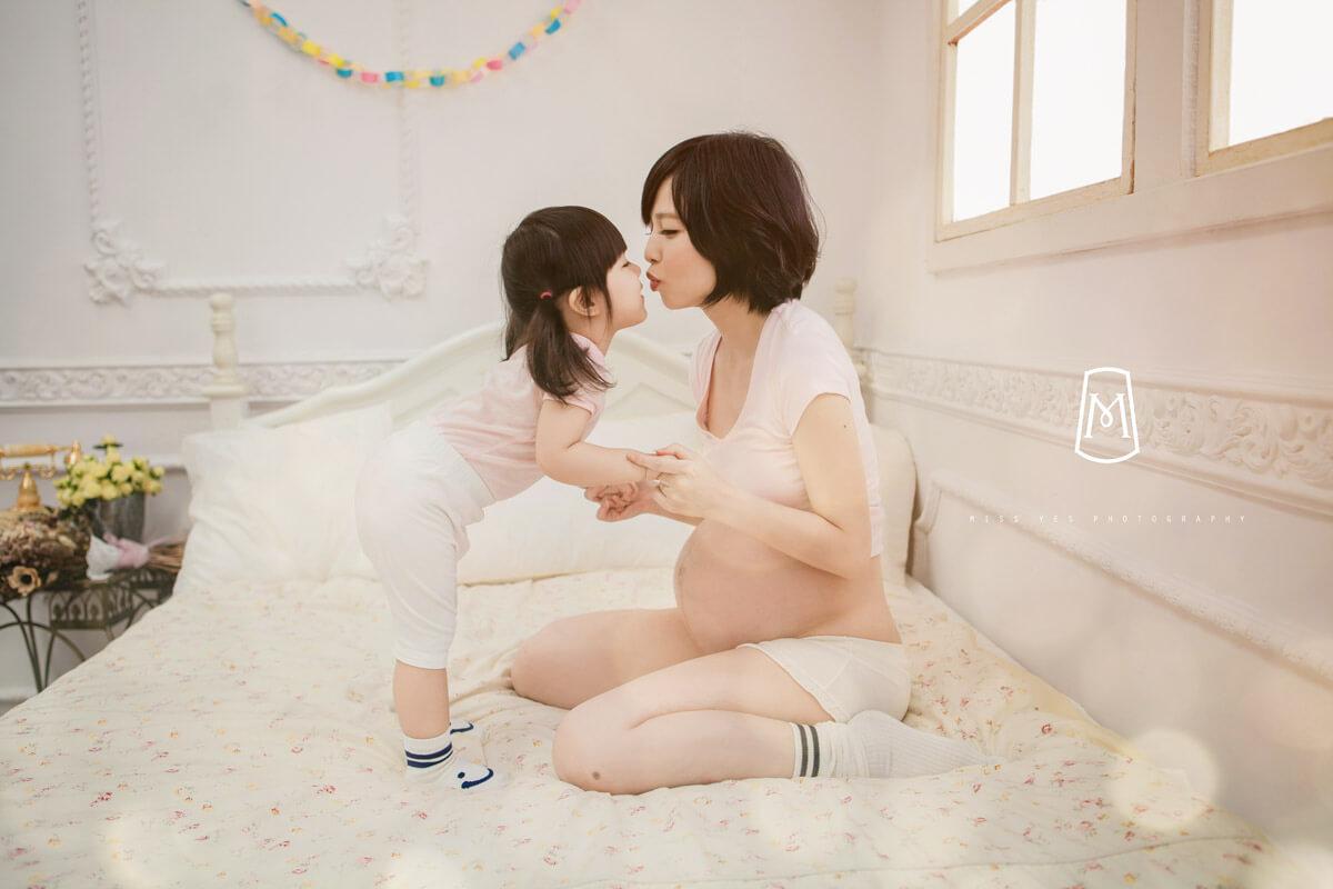 孕婦寫真,女攝影師,孕媽咪,部落客,親子裝
