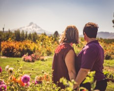 Hood River Engagement