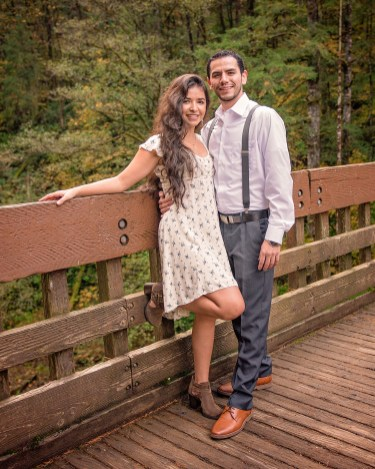 Vancouver wa wedding and engagement photographer
