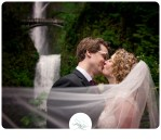 Multnomah Falls Wedding | Katie and Christian